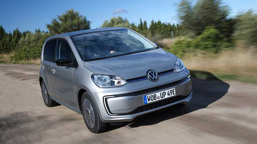 Updated Volkswagen e-Up EV priced from £19,695 In UK