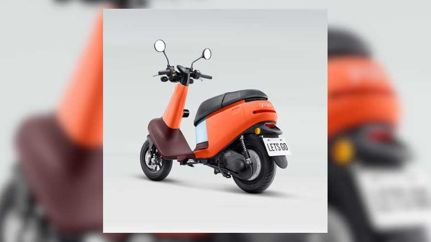 Gogoro Viva Ultra-Lightweight Scooter