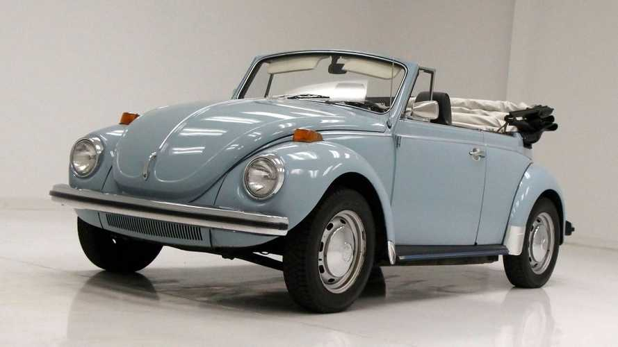 Build Your Collection Using A 1972 Volkswagen Super Beetle