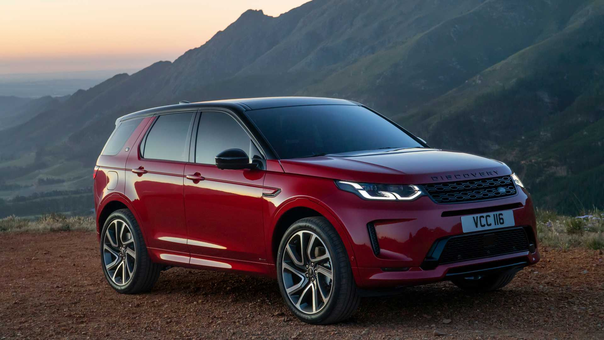 2020 Land Rover Discovery Sport First Drive: Rebuilding ...