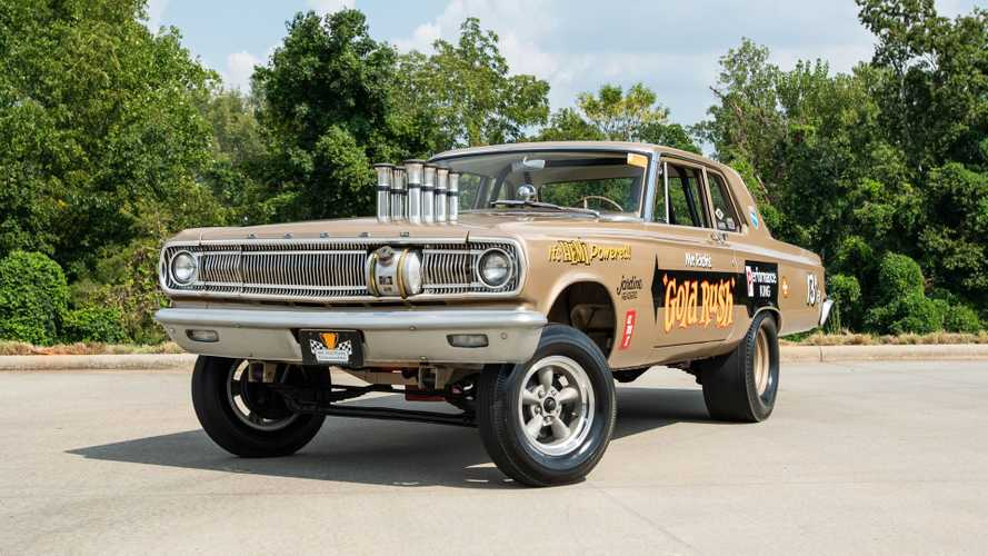 Show Or Go In This 1965 Dodge Coronet Hemi Gasser
