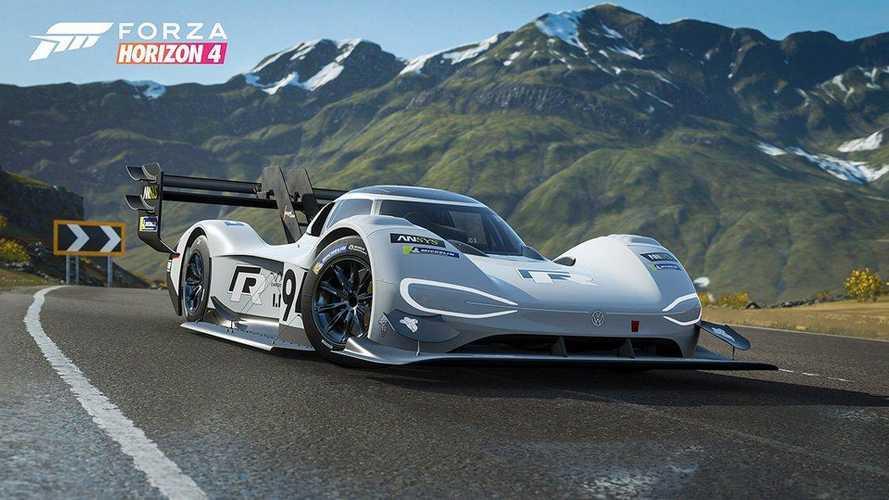 La Volkswagen ID.R débarque dans Forza Horizon 4