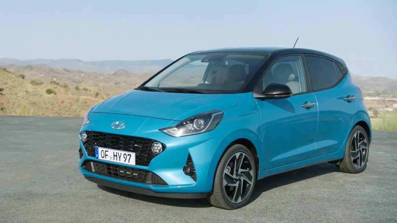 Kleinstwagen: Hyundai i10