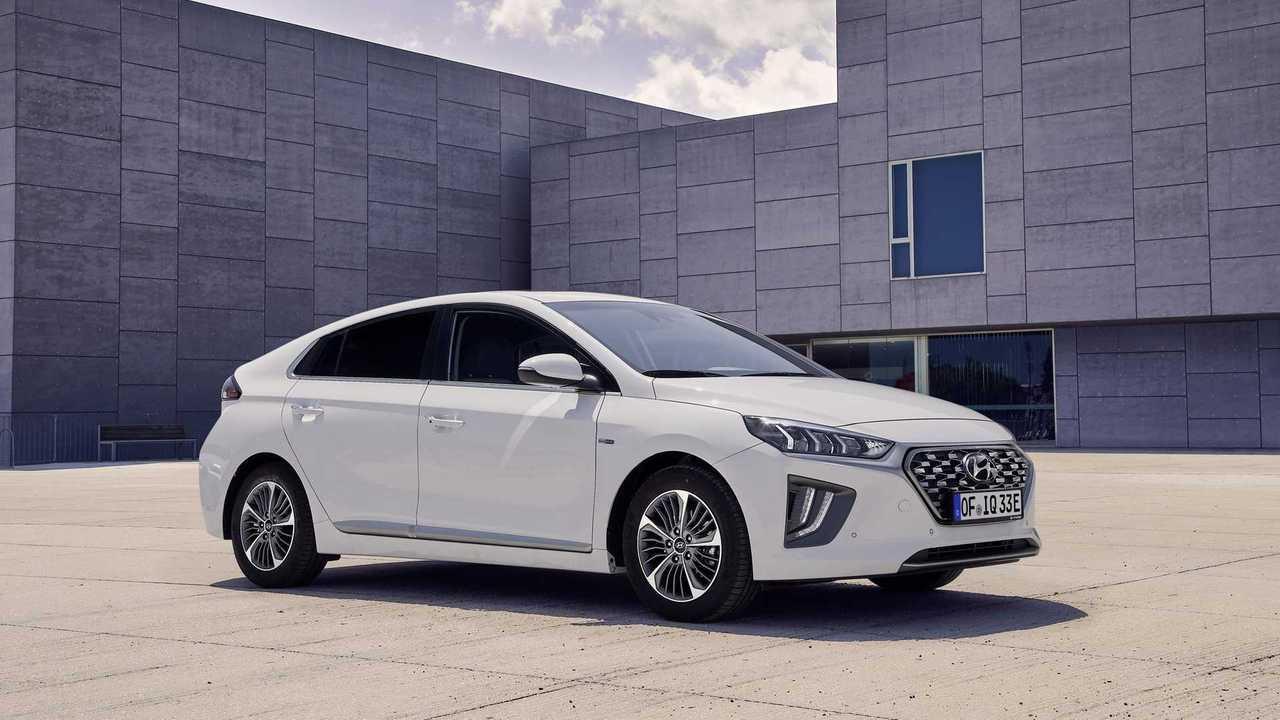 Best PHEVs - 1st - Hyundai Ioniq Plug-in