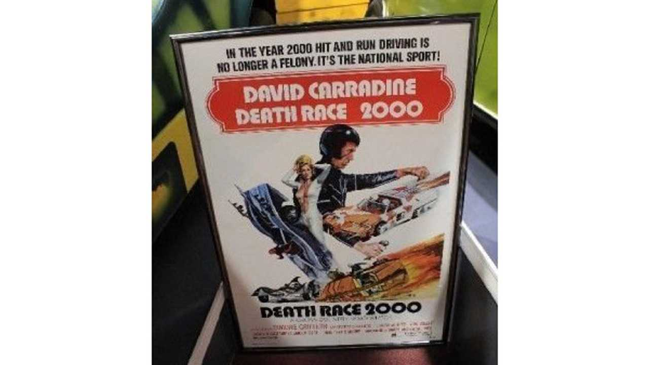 Terrify Motorists In This Death Race 2000 Alligator Car