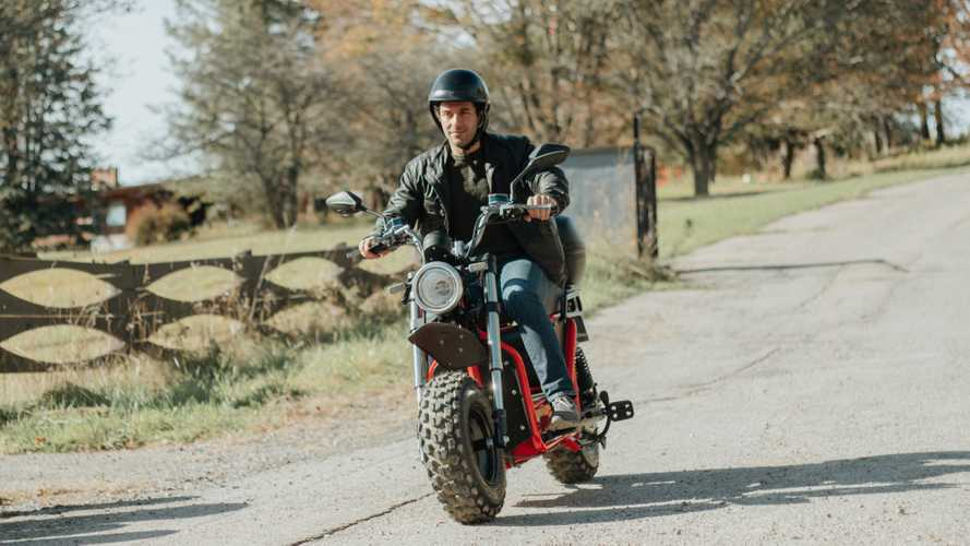 Meet The Daymak Beast 2.0 E-Scooter That Chargers In 20 Minutes