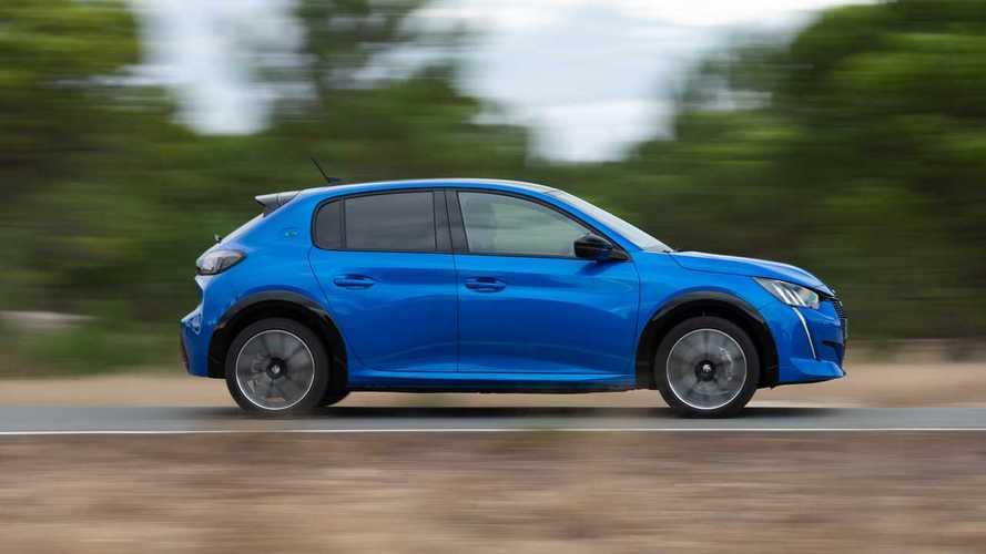 La Peugeot e-208 s'accapare 25 % des ventes de 208 en France