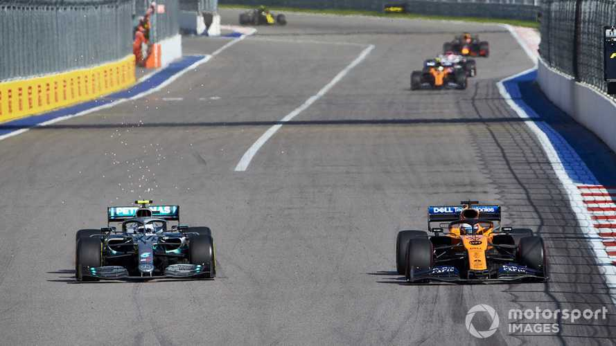McLaren: Mercedes deal leaves us 'nowhere to hide'