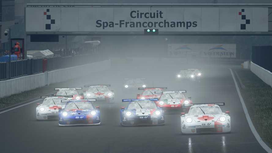 FIA Gran Turismo Championship, qui la diretta streaming