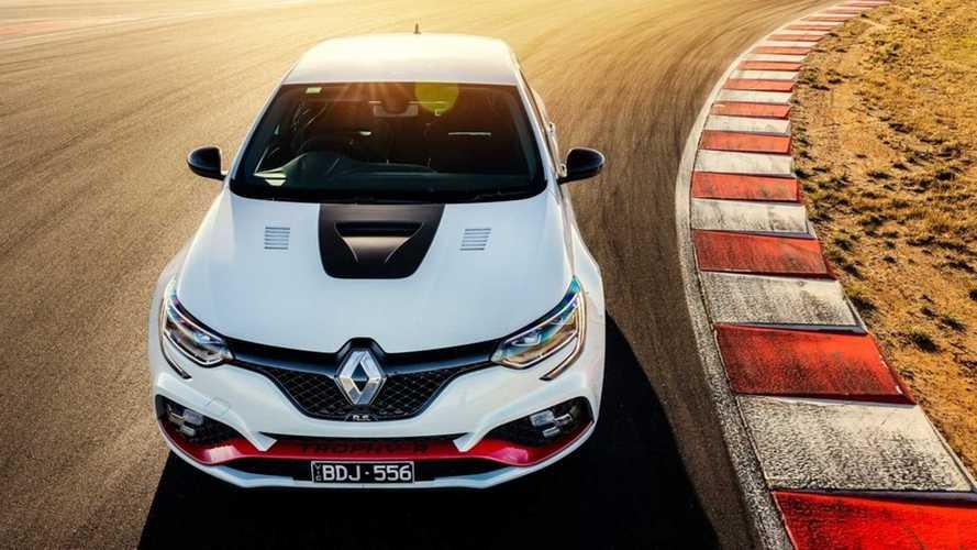 Une Renault Mégane R.S. Trophy-R à 120'000 euros !