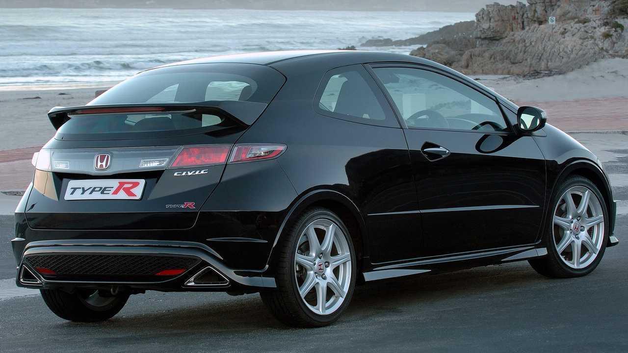 Honda Civic (восьмое поколение)