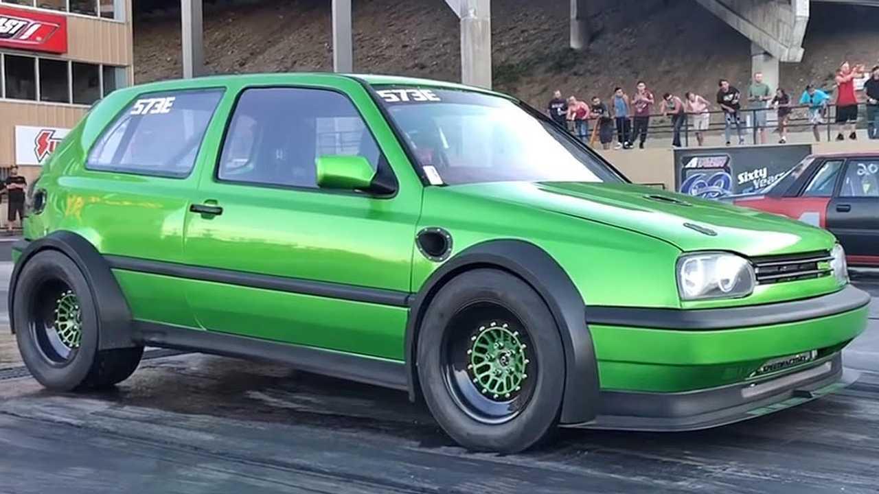 Golf III VR12