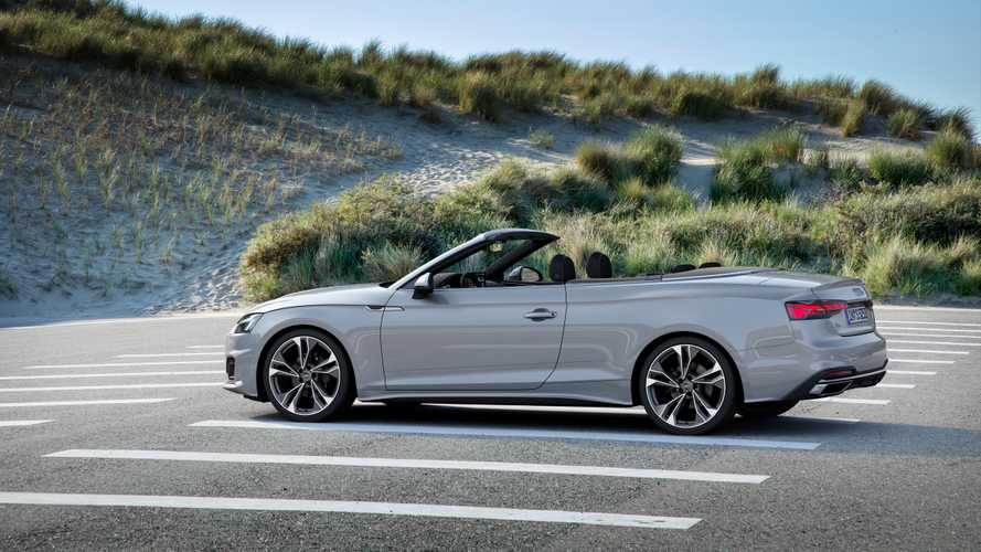 Audi A5 y S5 restyling 2020