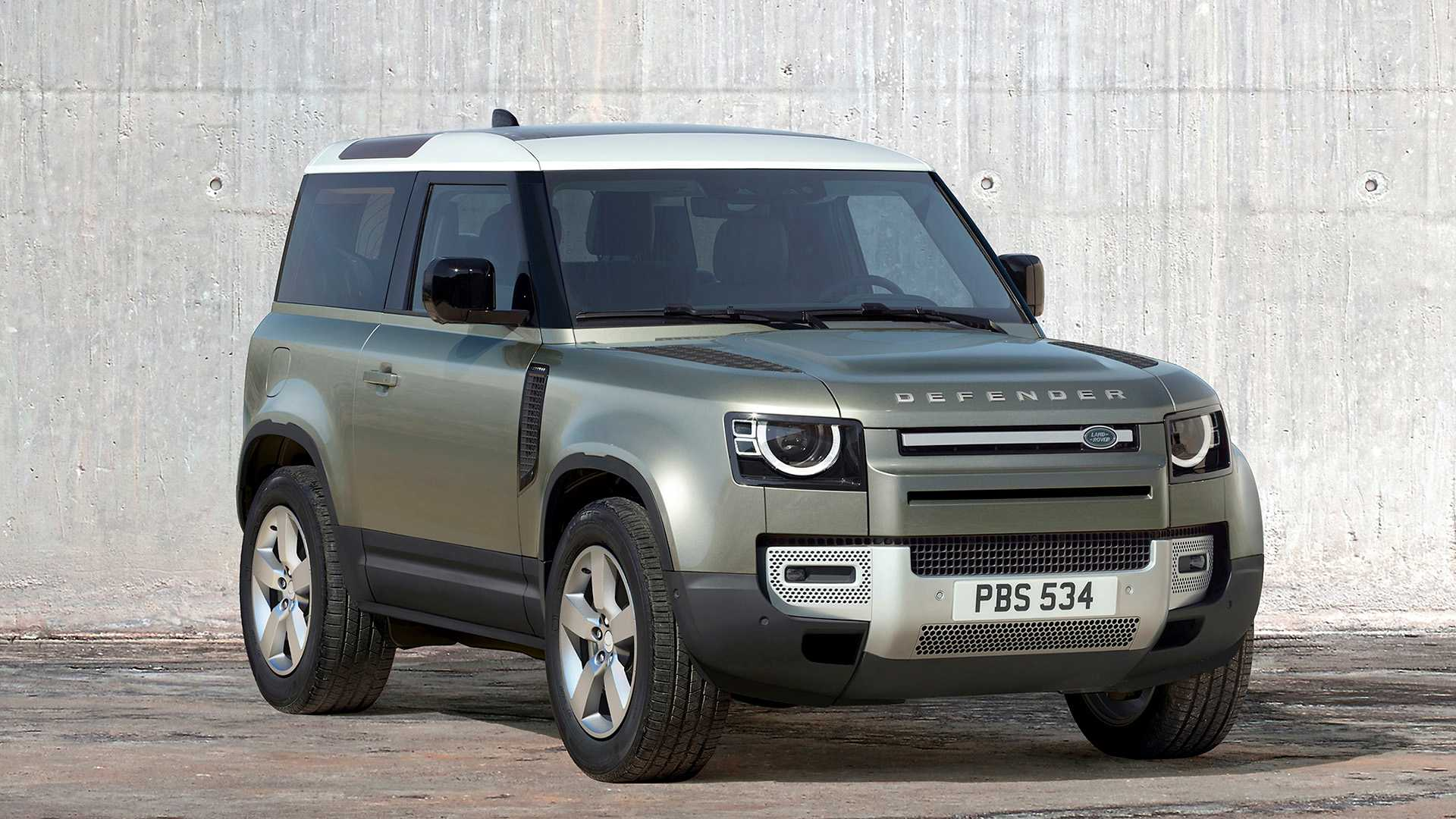 2020 Land Rover Defender 90 First Edition To Start At $65,100