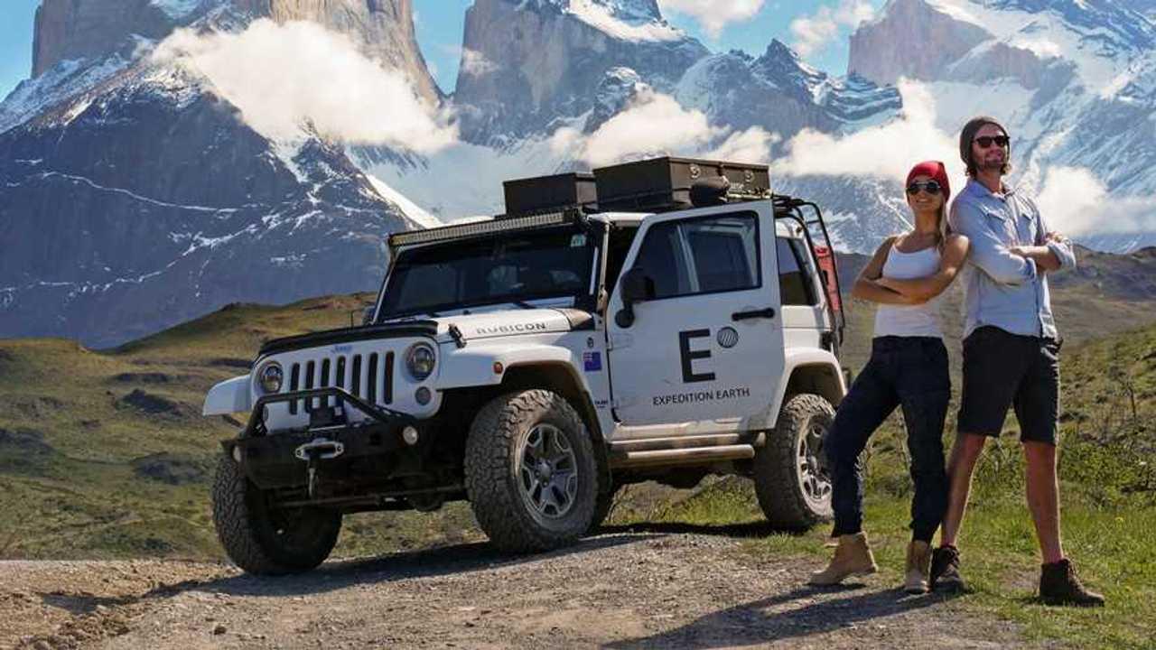 Jeep Dünya Turu