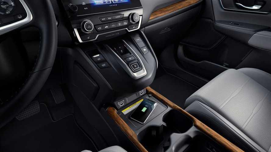Honda Crv Hybrid >> 2020 Honda CR-V Hybrid | Motor1.com Photos
