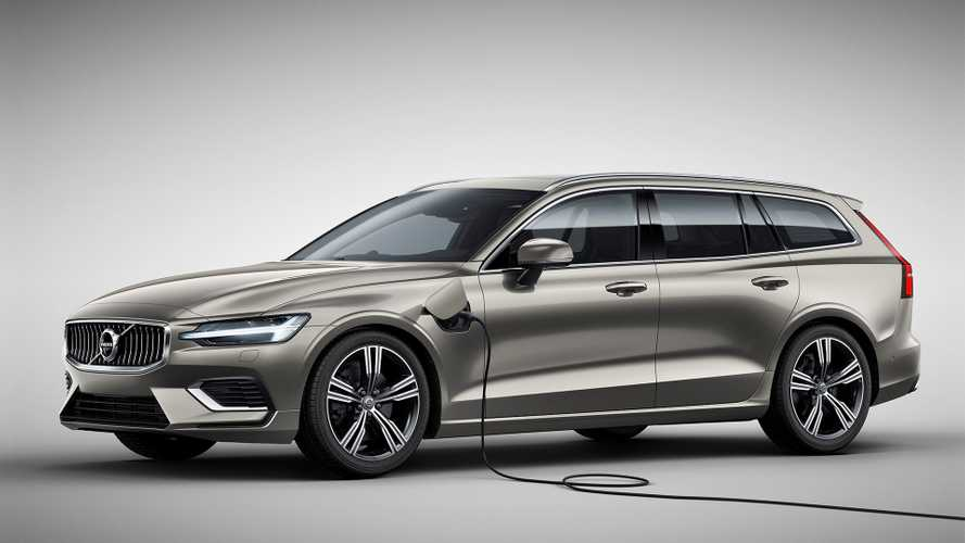Volvo V60 T6 Twin Engine AWD (2019)