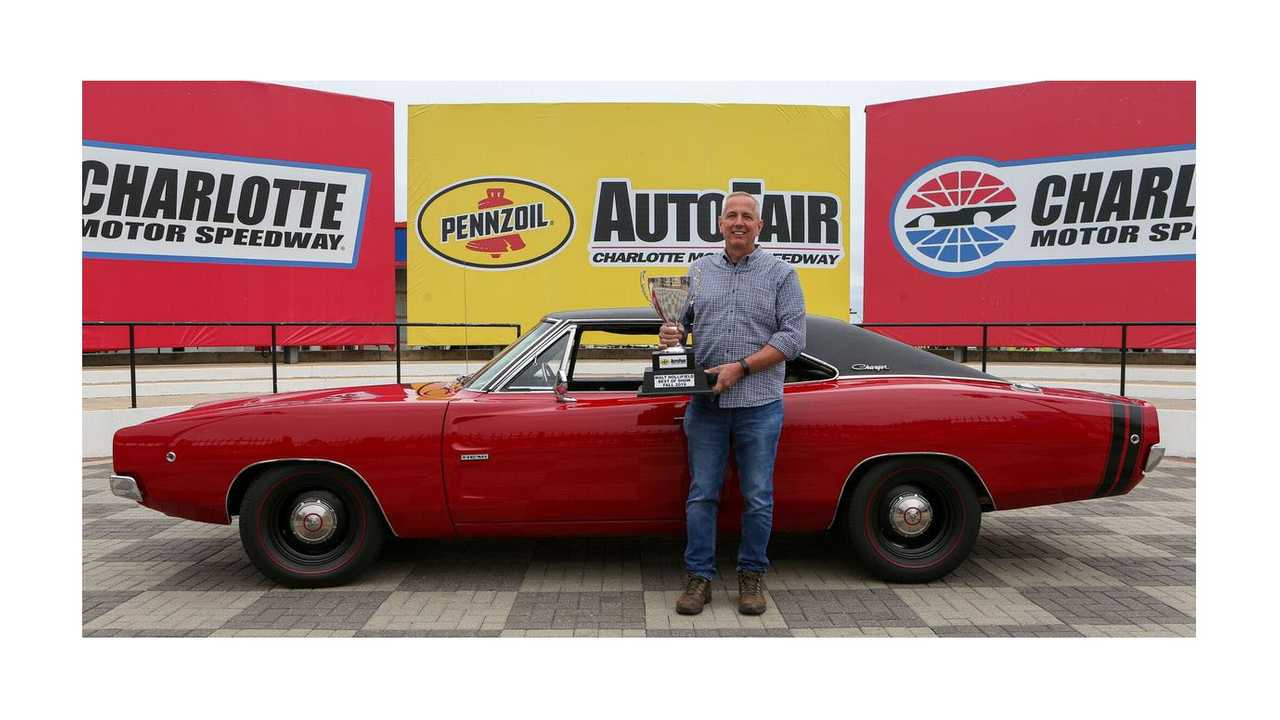 1968 Dodge Charger Crowned Pennzoil Autofair S Best Of Show
