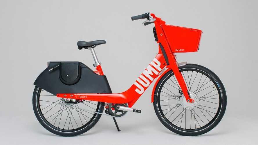 Uber porta a Roma 700 biciclette per il nuovo servizio di bike sharing