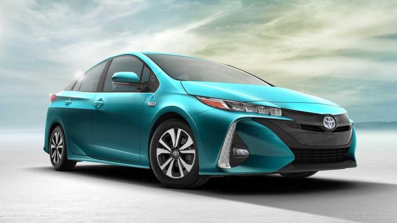 8. Toyota Prius Prime