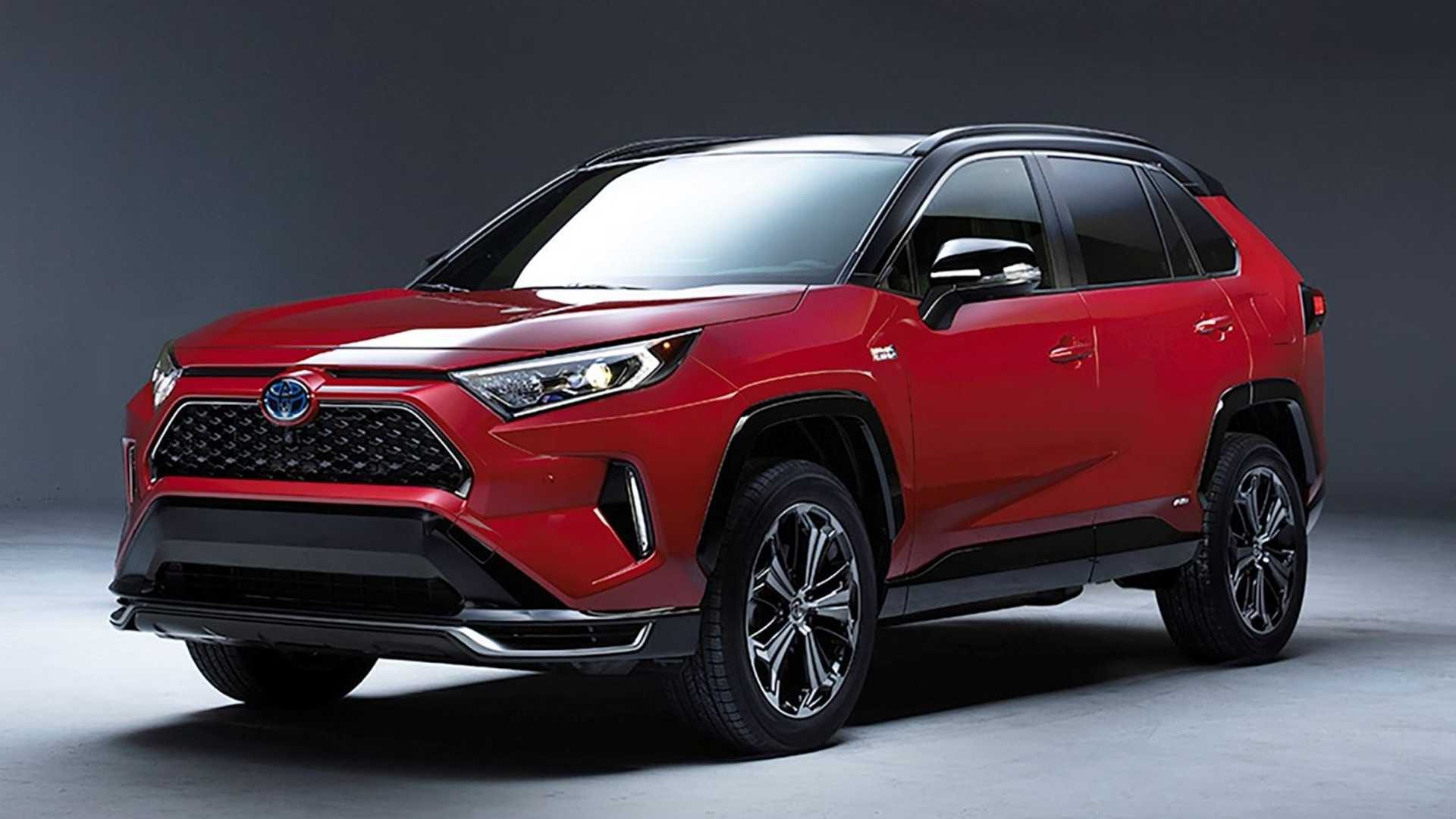 Will The New Toyota RAV4 PHEV Offer 40-Plus Miles Of Electric Range?