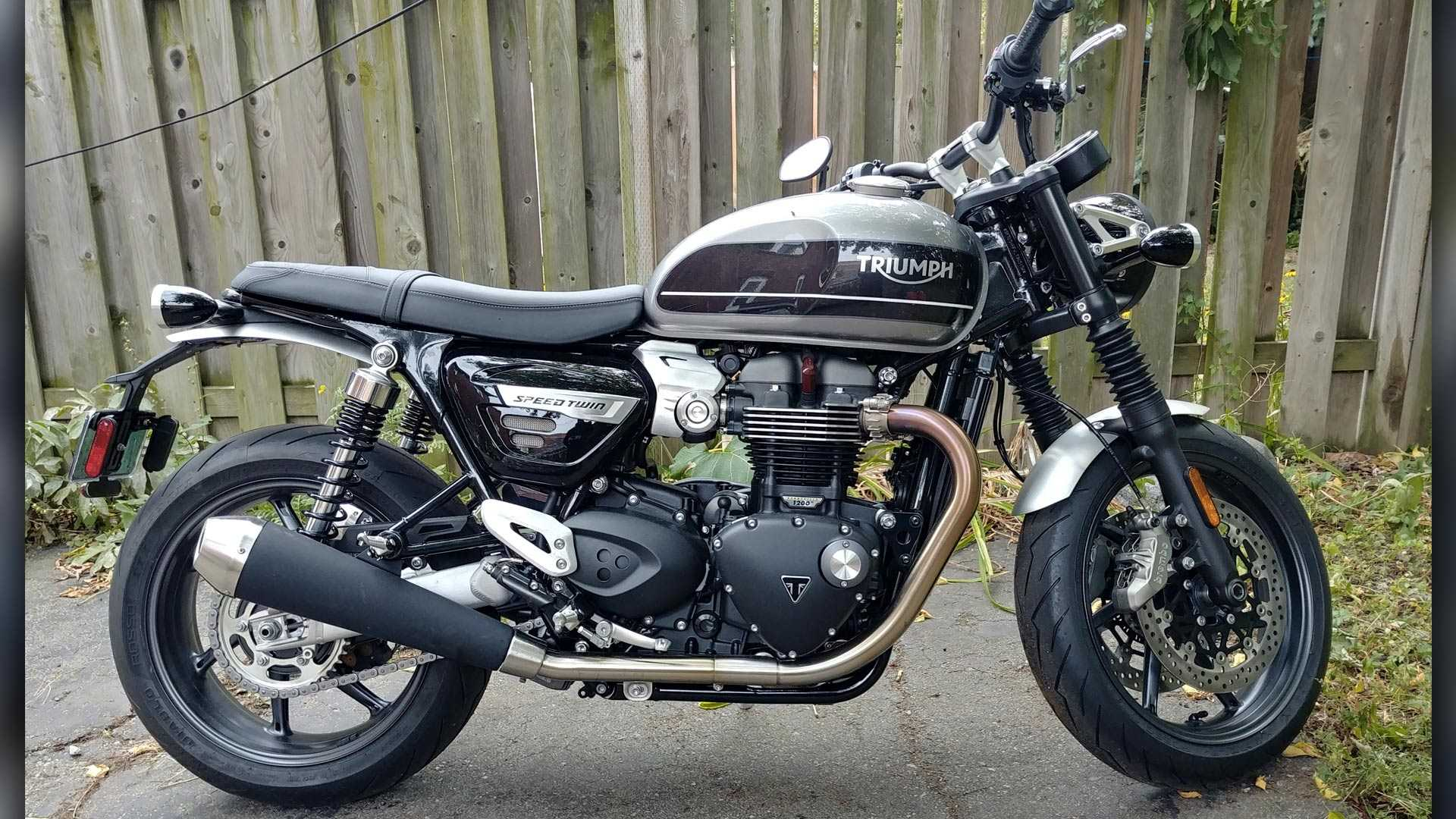 Review 2019 Triumph Speed Twin