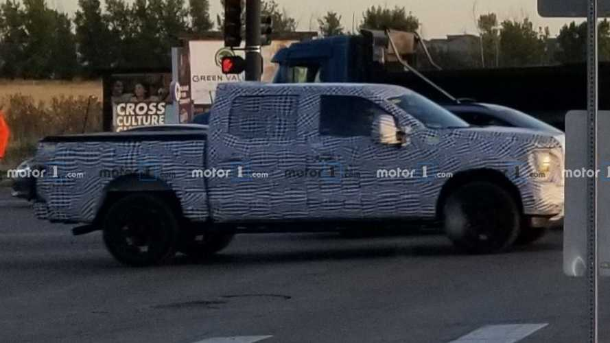 Next Ford F-150 Spied By Motor1.com Reader
