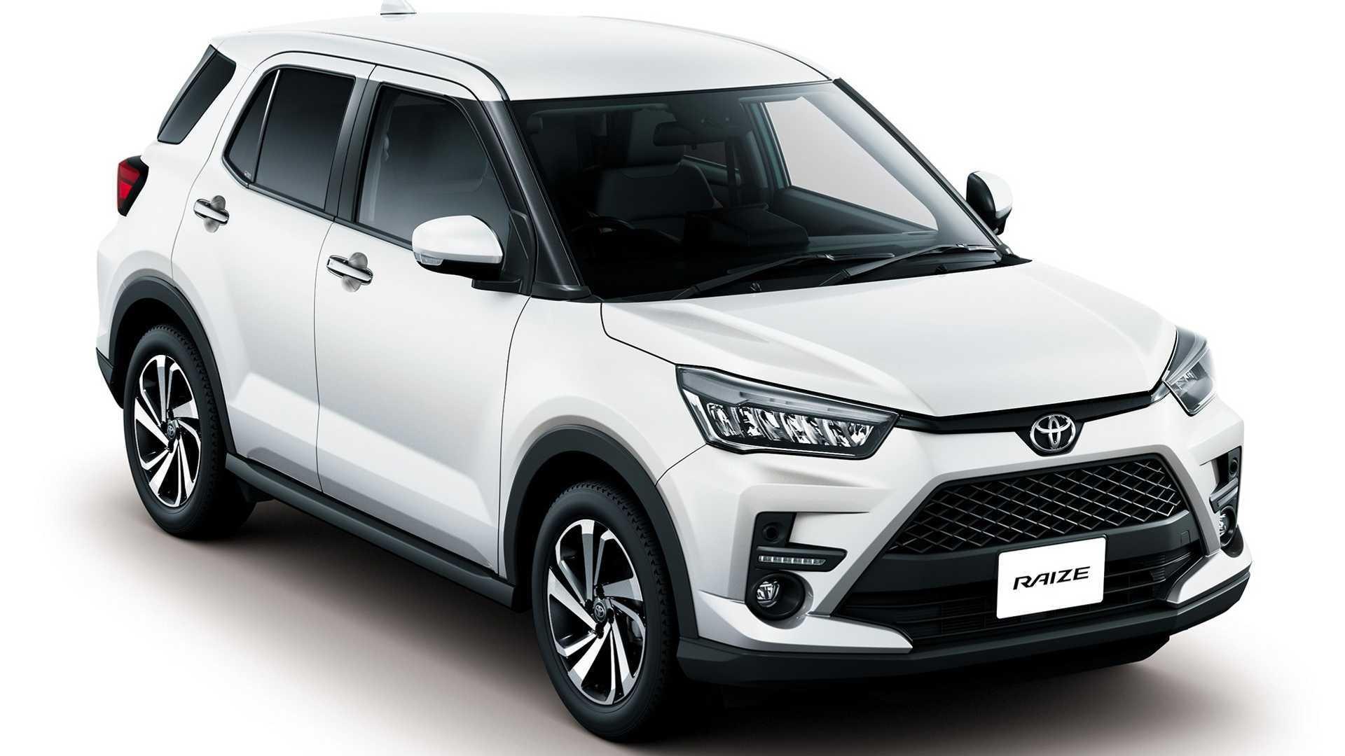 Alem Do Corolla Cross Toyota Planeja Mais Um Suv Para O Brasil