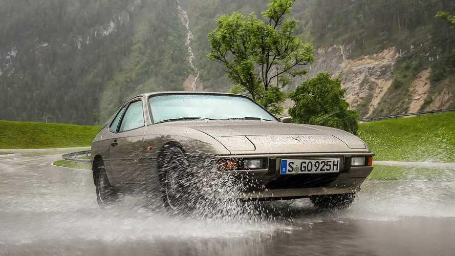 Zeitreise: Unterwegs im Porsche 924
