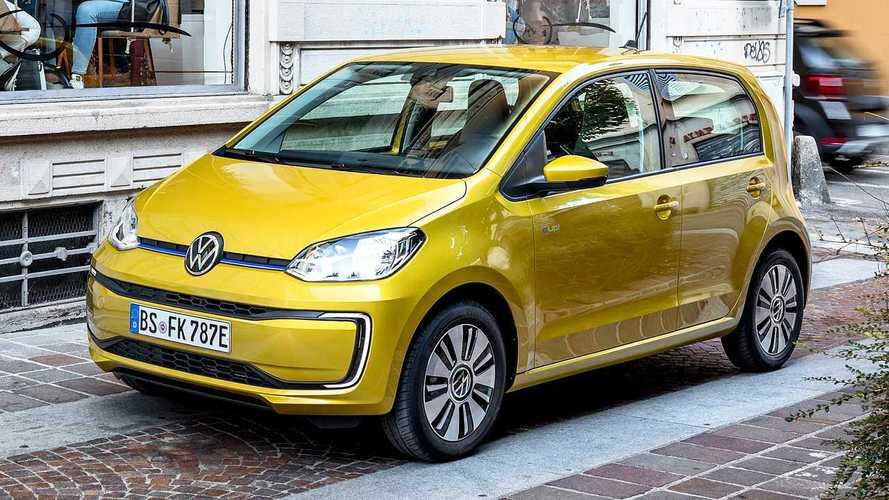 Volkswagen e-Up! é metade das vendas do subcompacto na Alemanha