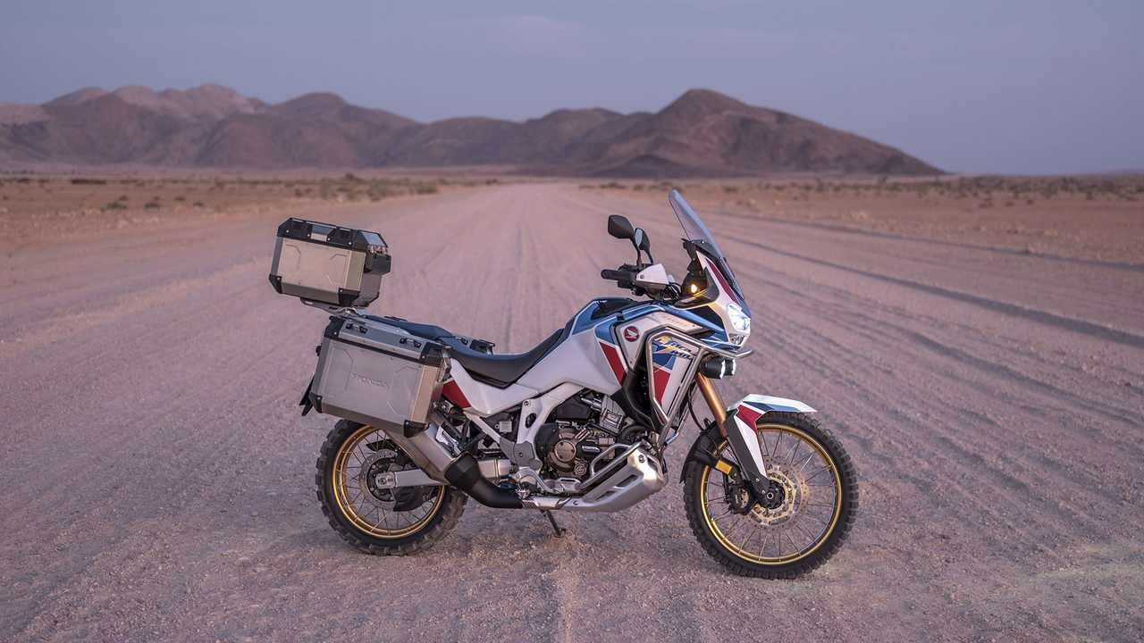 2020 Honda Africa Twin Adventure Sports