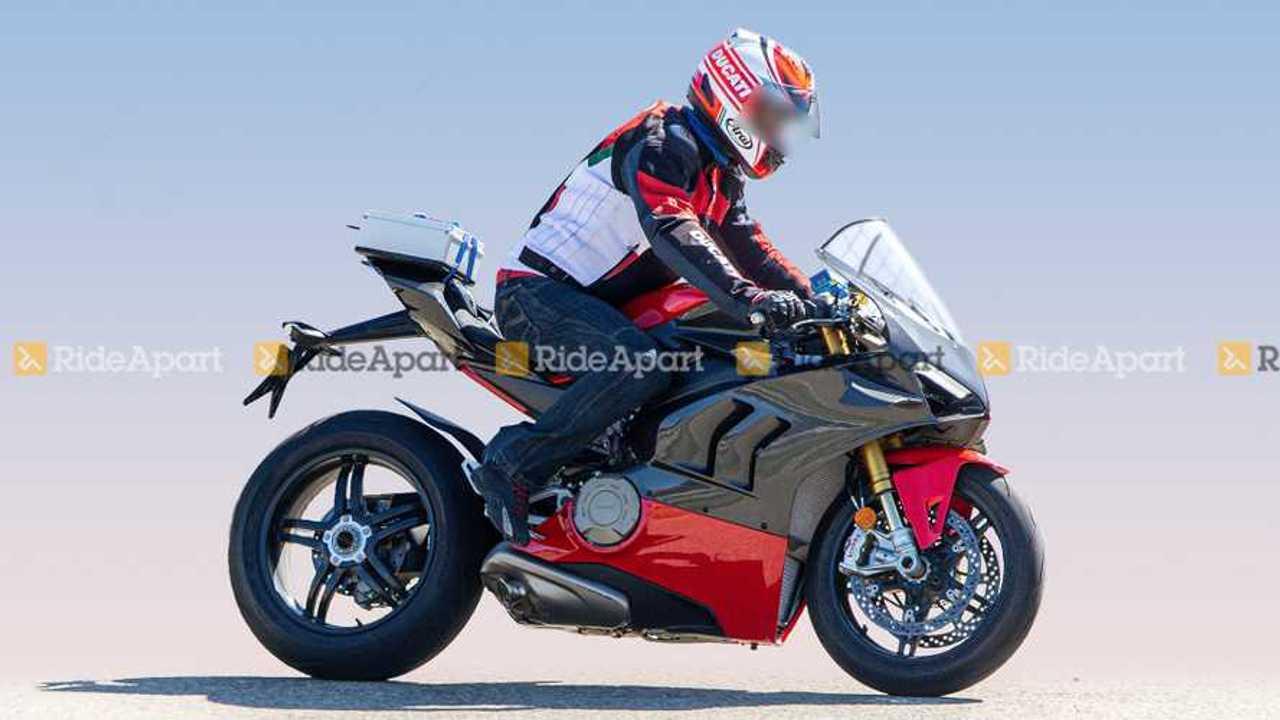 Ducati Panigale V4 Superleggera