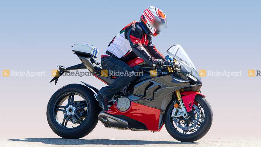 Ducati Panigale V4 Superleggera: Everything We Know