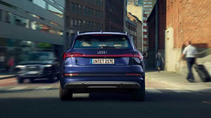 2020 Audi E-Tron с пакетом S Line