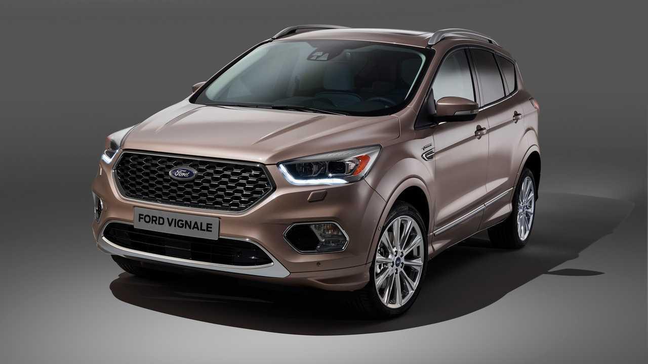 No. 5 Worst: 2016 Ford Kuga Vignale