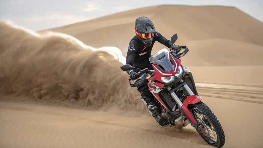 Say Hello To The New 2020 Honda CRF1100L Africa Twin