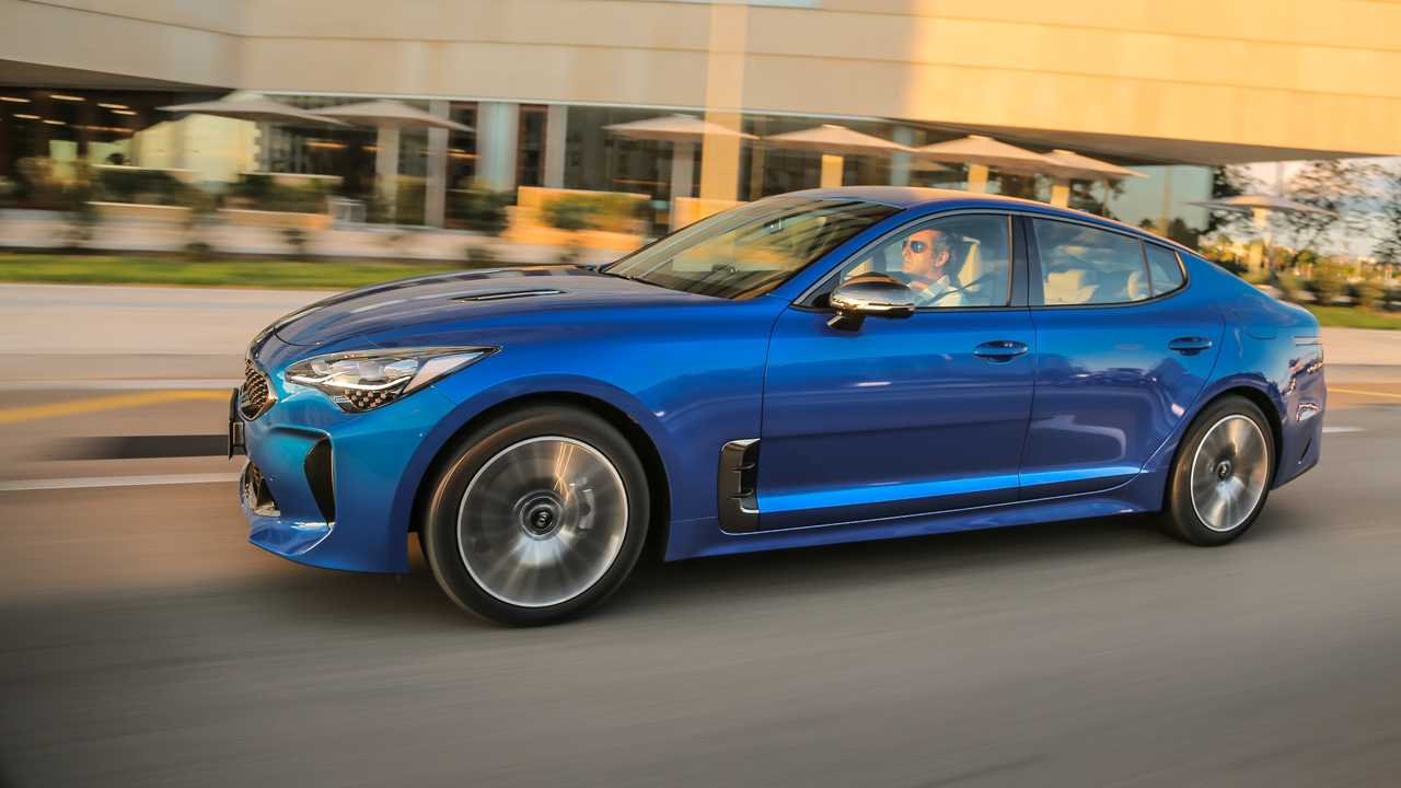 Kia Stinger Gt Line >> 2020 Kia Stinger Gt Line Coming With Sporty Looks For 34 085