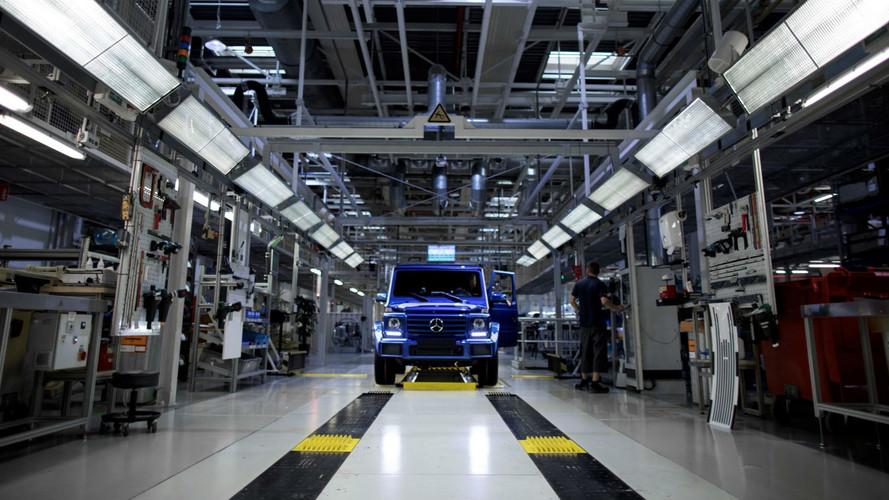 300'000ème Mercedes G-Class