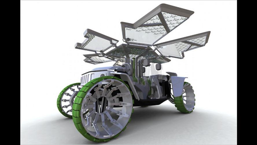 Der Hummer atmet: GM stellt das Konzept Hummer O2 vor