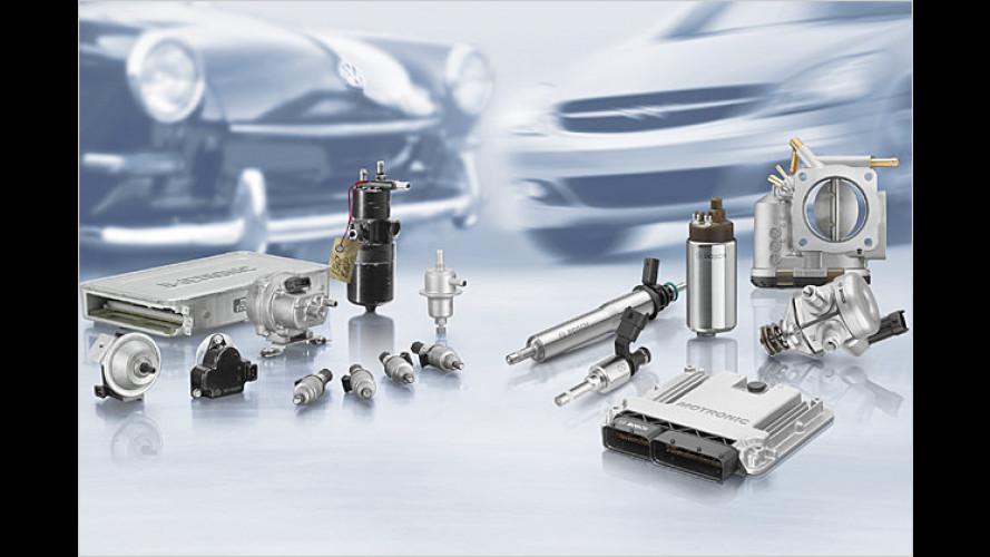 40 Jahre elektronische Benzineinspritzung von Bosch
