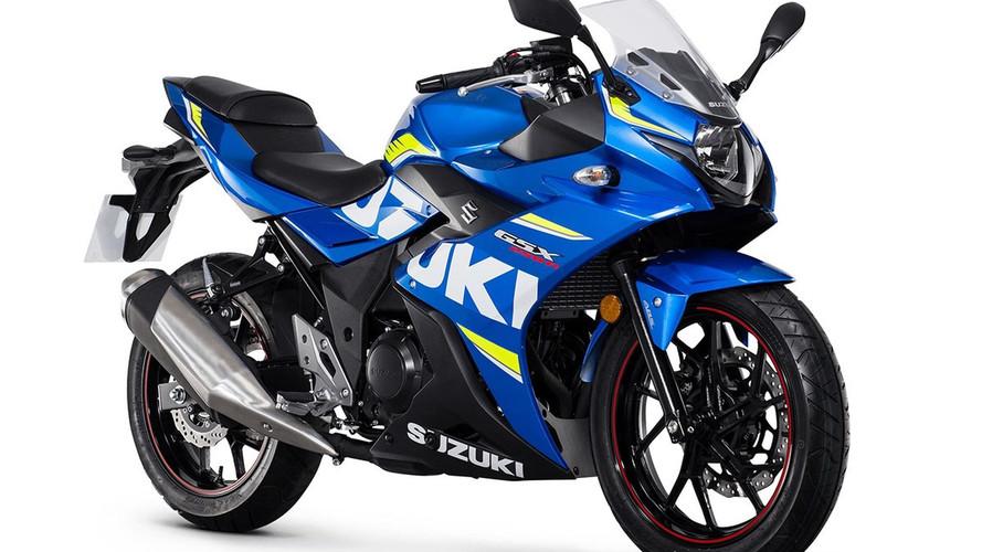 Suzuki rebaja la GSX-R250 hasta el 30 de septiembre