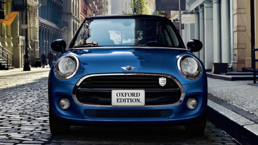 Mini Cooper Oxford
