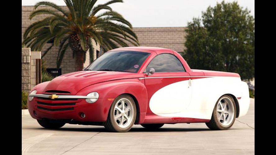 SEMA-Show 2004: General Motors zeigt spektakuläre Tuning-Fahrzeuge