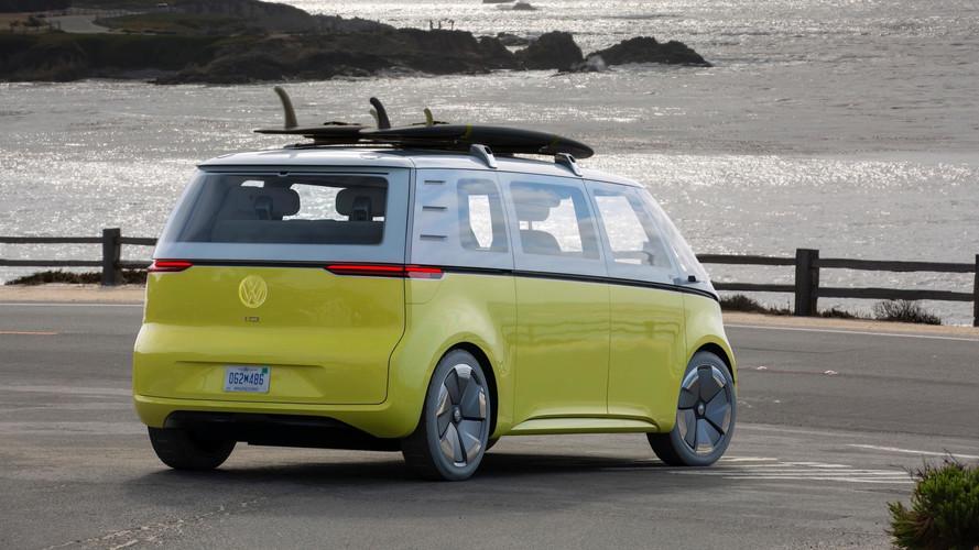 Volkswagen ID. Buzz, l'erede elettrico del Bulli sostituirà la Touran?