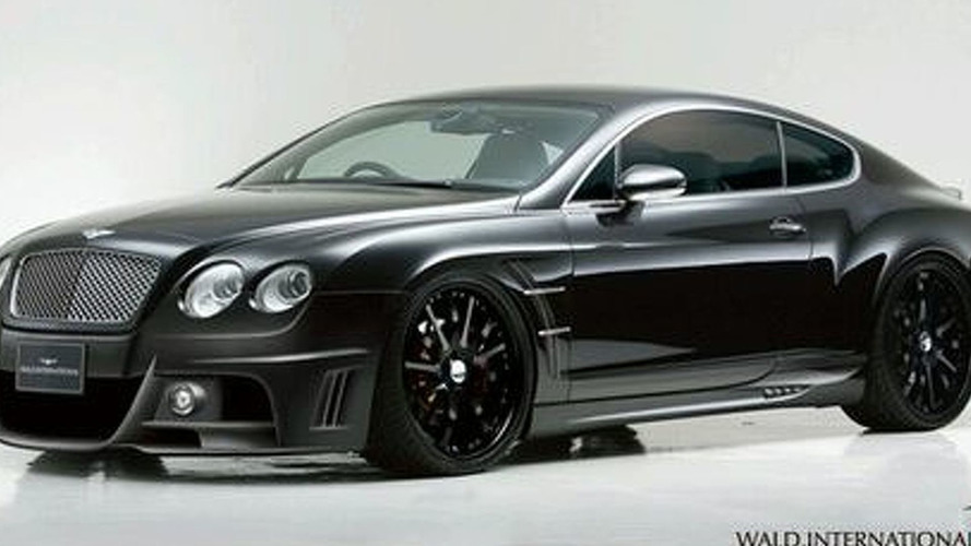 Wald Continental GT Black Bisson Edition