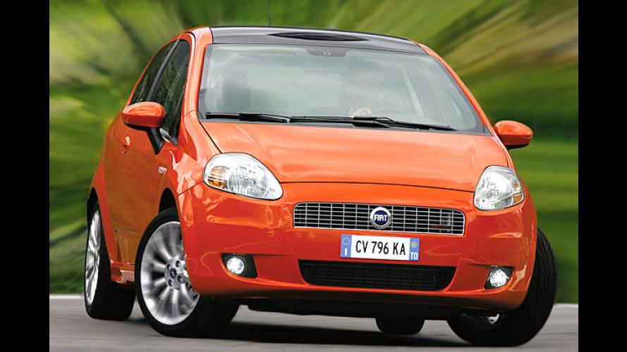 Fiat bietet bei Neukauf Finanzierungsprogramm ,Fiat 4 You