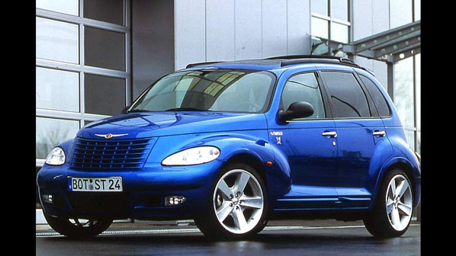 Startech: Tuning für den Chrysler PT Cruiser GT 2.4 Turbo