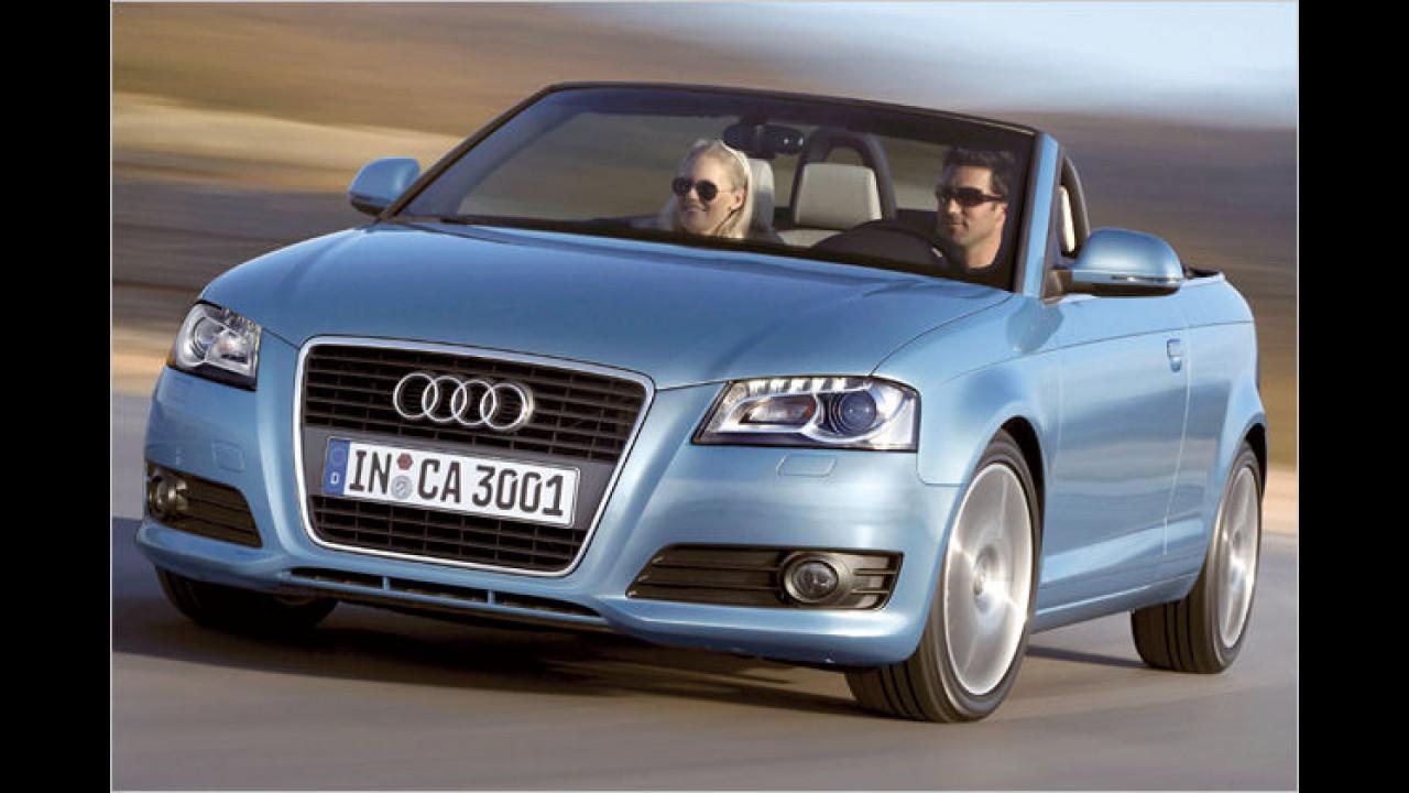 Audi A3 Cabriolet 2.0 TDI Attraction DPF