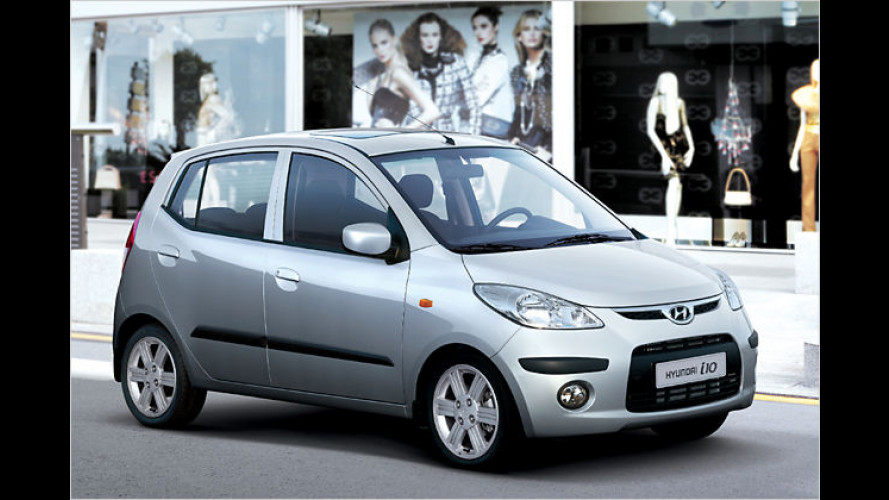 Neue Hyundai-Modelle für 2008: Im Zeichen des ,i