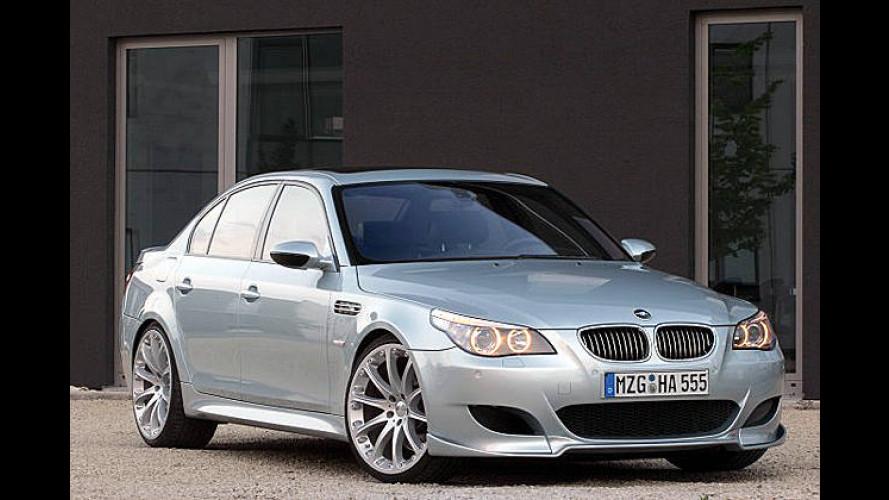 Hart gemachter BMW: Hartge lässt M5 und M6 freien Lauf